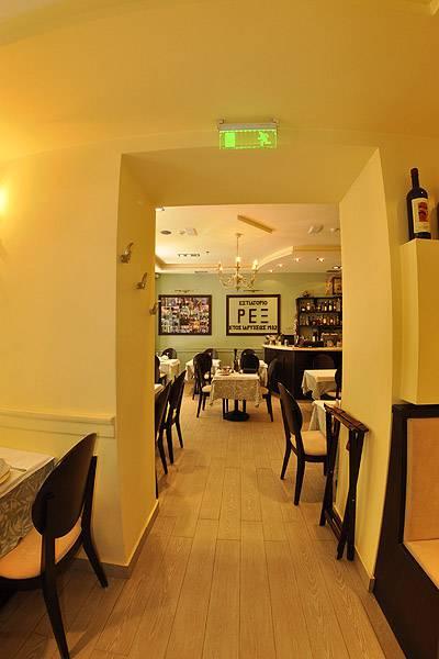 Rex restaurant our interior